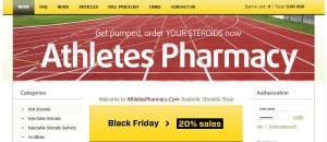 Athletespharmacy.com Review
