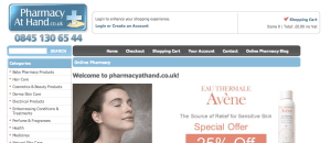 pharmacyathand.co.uk review