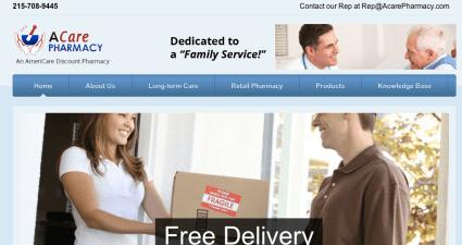 acarepharmacy.com review