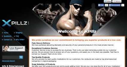 xpillz.com review
