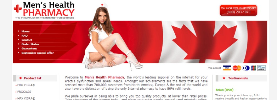 Canadian mail order pharmacy canada medications