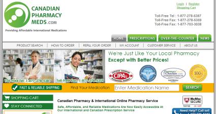 Canadianpharmacymeds.com
