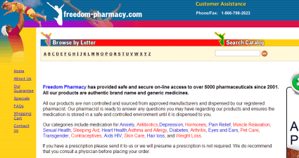 Freedom-pharmacy.com