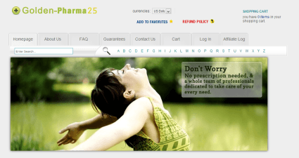 Goldenpharma25.com