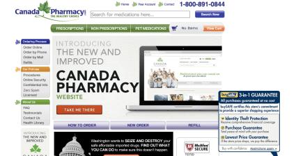 canadapharmacy.com review