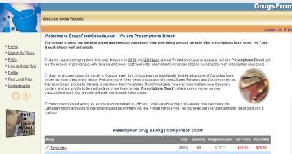 Drugsfromcanada.com