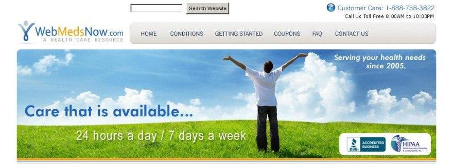 Webmedsnow.com Review