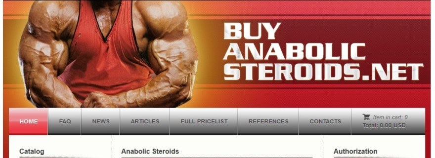 Buyanabolicsteroids.net Reviews: Online Pharmacy with an