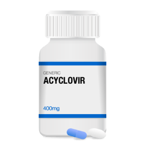 acyclovir 400 mg reviews - great for genital herpes - rxstarsrxstars, Skeleton
