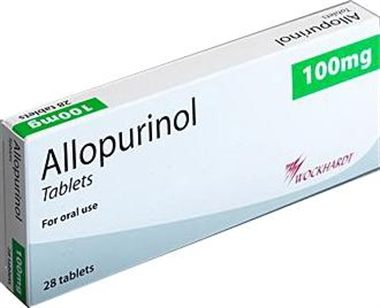 what is another name for allopurinol