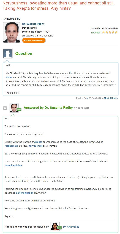 Axepta Reviews