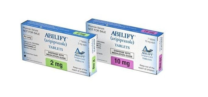 how to wean off abilify 10mg