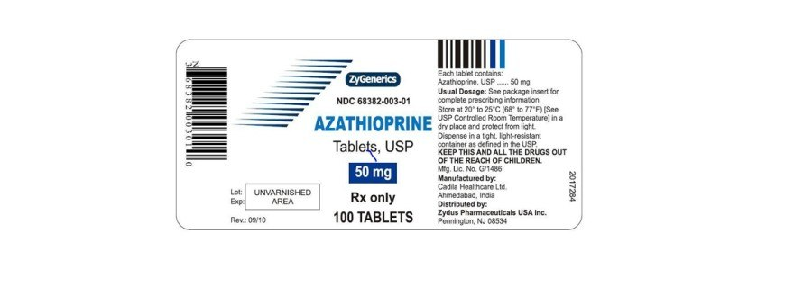 Azathioprine (Oral Route) Side Effects - Mayo Clinic