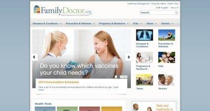 Familydoctor.org Review