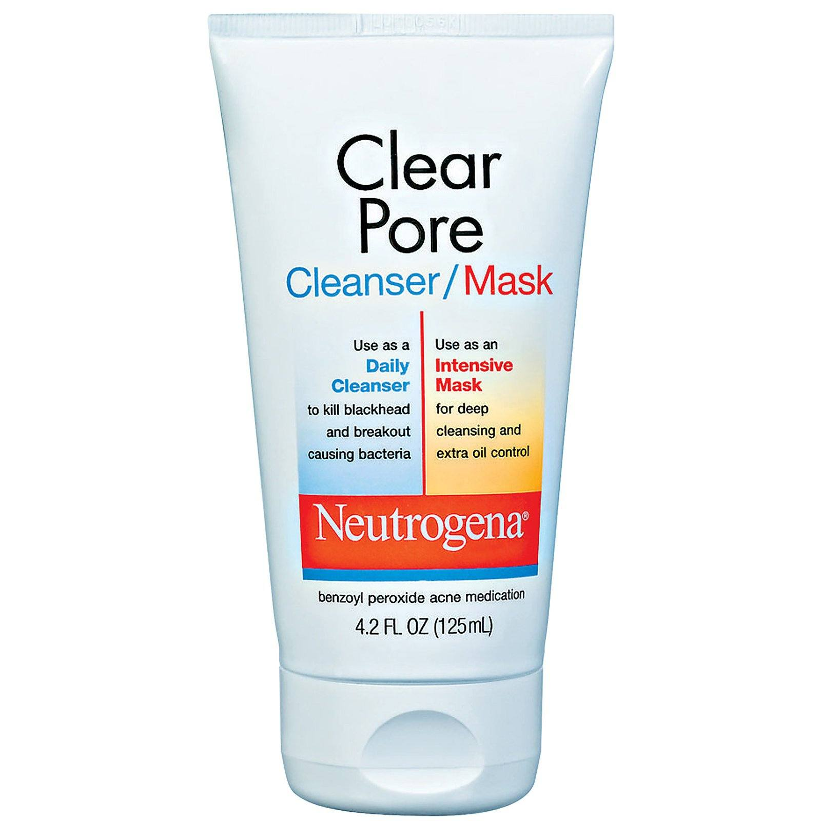 Neutrogena Clear Pore Cleanser / Mask Reviews: A Very Effective Acne Management Solution - RxStars