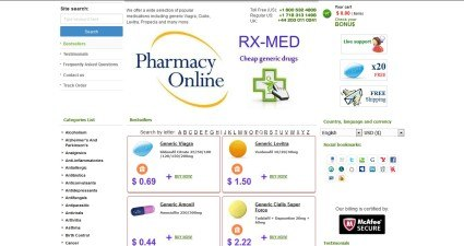 Rx-med.net Review
