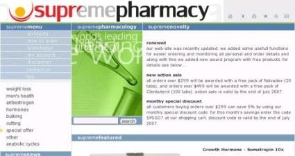 Supreme-pharmacy.com