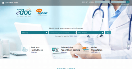 Apolloedoc.co.in Review