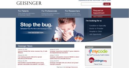 Geisinger.org Review