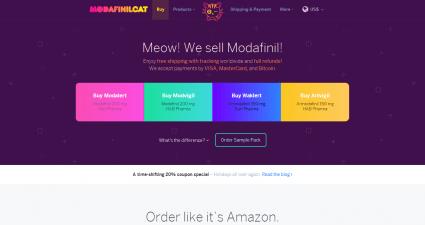 Modafinilcat.com Review