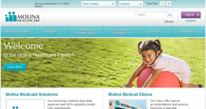Molinahealthcare.com Review