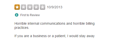 Orsinihealthcare.com Reviews