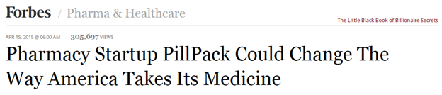 Pillpack.pharmacy Reviews 2016