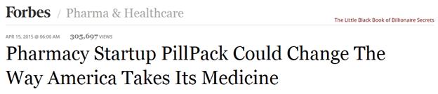 Pillpack.pharmacy Reviews 2016