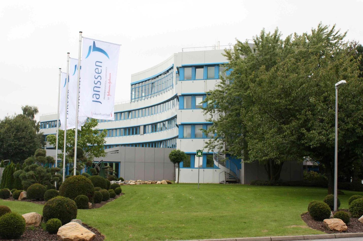Janssen-Cilag Main Office
