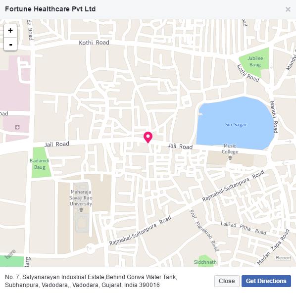 Fortune Healthcare Location