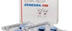 Zenegra 100 mg Buying Guide