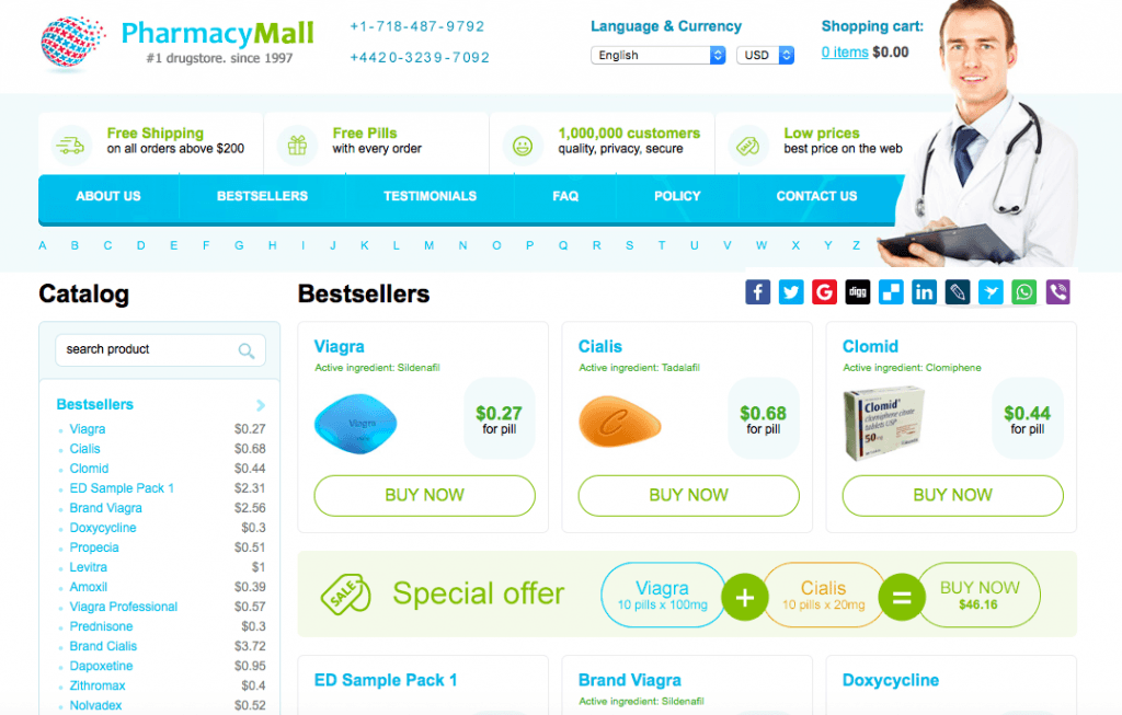 PharmacyMall.net