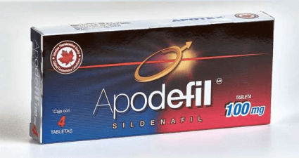 Apodefil 100mg Buying Guide