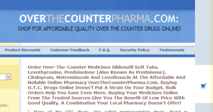 Overthecounterpharma.com