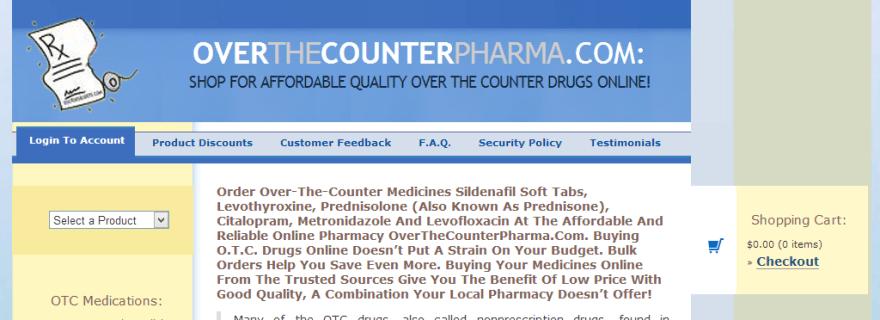 Overthecounterpharma.com