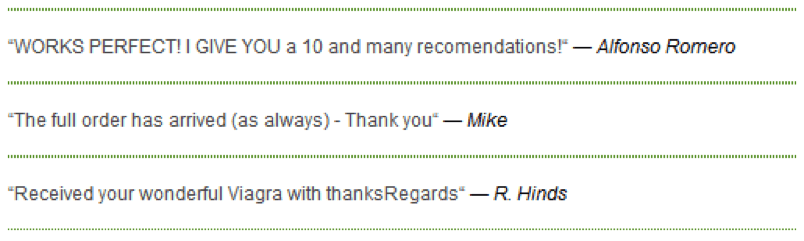 Onlinegenericsforyou.com Reviews