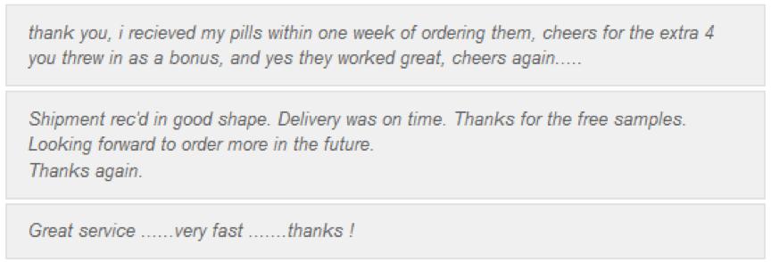 Trustedallovertheworld.com Reviews